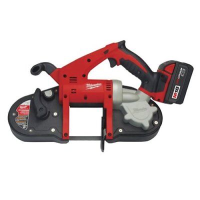 Portable Band Saw Kit Durable Heavy Duty M18 18-Volt Lithium-Ion Cordless New