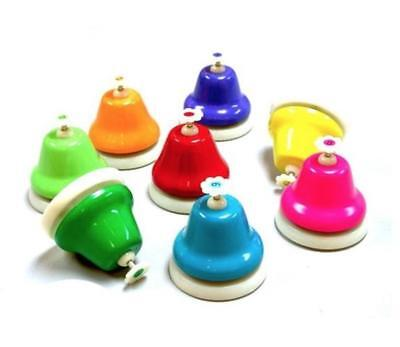 Rainbow Music Desk Bells