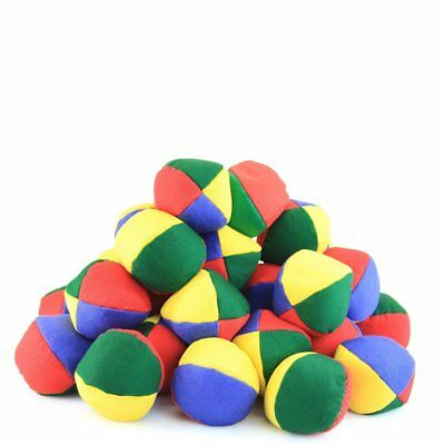 Cube Juggling Ball - Bulk Pack 30 Balls