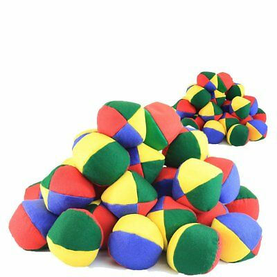 Cube Juggling Ball - Bulk Pack 60 Balls