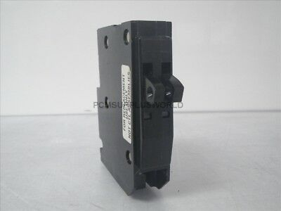TYPE QOT Square D circuit breaker 1 pole 20Amp 120/240VAC (Used and Tested)