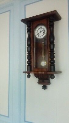 Old vienna wall clock