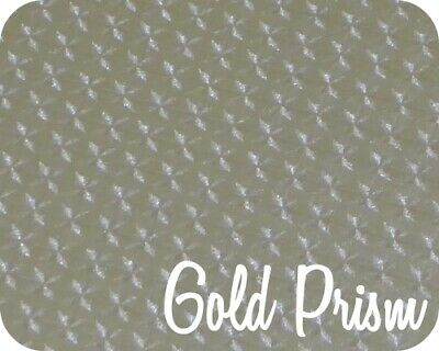 "15"" x 5 Yards - Stahls' Fashion-FILM Electric Heat Transfer Vinyl - Gold Prism"