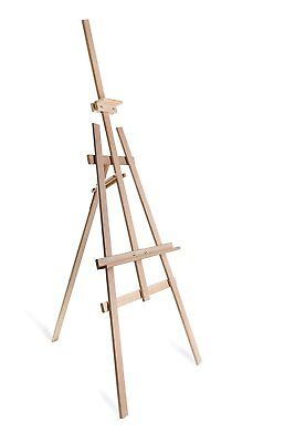 EASEL ARTISTS CANVASES PAINTINGS LARGE 6 FT NEW HOLDER COLOUR PICTURE colour