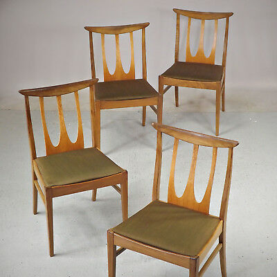 Awesome Dining Chairs X 4 G Plan Brasilia Retro 1960S Delivery Squirreltailoven Fun Painted Chair Ideas Images Squirreltailovenorg
