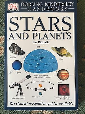 Stars And Planets Dk Paperback Book NEW Ian Ridpath Educational Space