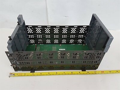 Allen-Bradley 1746-A7 7-Slot Rack SLC 500 Chassis Series B - Good Condition