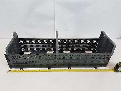 Allen-Bradley 1746-A13 13-Slot Rack SLC 500 Chassis Series B - Good Condition