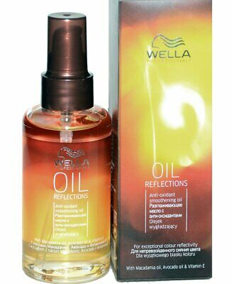Wella - Care Oil Reflections Smoothing Oil - 100 ml -