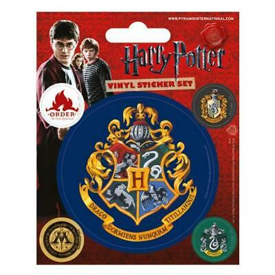 Harry Potter Stickers OFFICIAL LICENSED MERCHANDISE