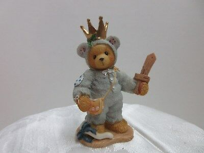 Cherished Teddies By Enesco The Nutcracker Suite Mouse King Figurine