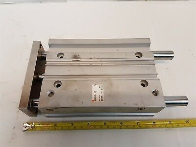 SMC MGPL40-125 Compact Slide Guide Cylinder 1.0 MPa - New