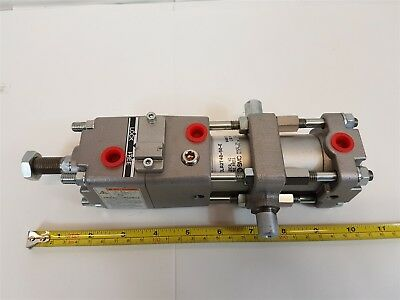 SMC CLA2T40-50-E Tie-rod Cylinder 1.00 MPa 640672 - New Unboxed