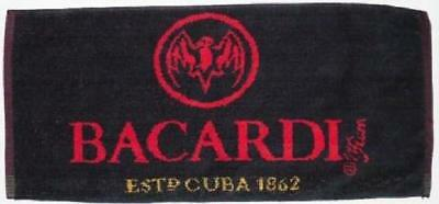 "Bacardi Cotton Bar Towel 20"" X 9"" Pp"