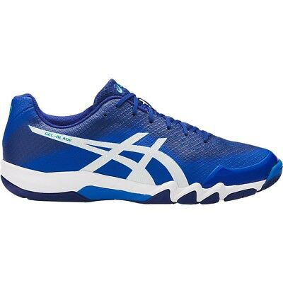 Asics Mens Gel-Blade 6 Indoor Court Squash Badminton Shoes Trainers - NEW 2017
