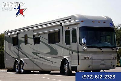 2007 Holiday Rambler Navigator 45 PBQ Collision Avoidance 2007 Gray Collision Avoidance!