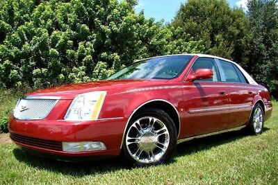2007 Cadillac DTS  2007 CADILLAC DTS VINTAGE EDITION! ONLY 12,000 LOW MILES! 1 OWNER! FLORIDA! WOW!