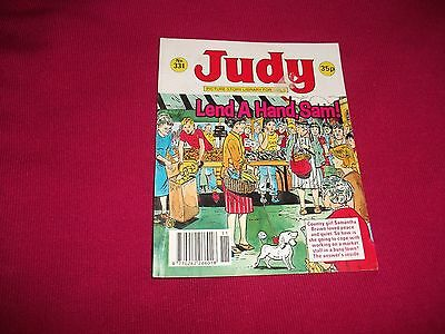JUDY  PICTURE STORY LIBRARY BOOK from the 1990's: never been read: ex condit!