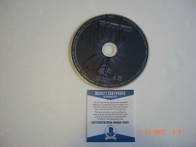 Montgomery Gentry Something To Be Proud Of Troy Gentry Beckett/Coa Signed Cd
