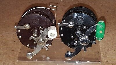 Penn no.85 & Penn Delmar 285 Sea Fishing Reel's...