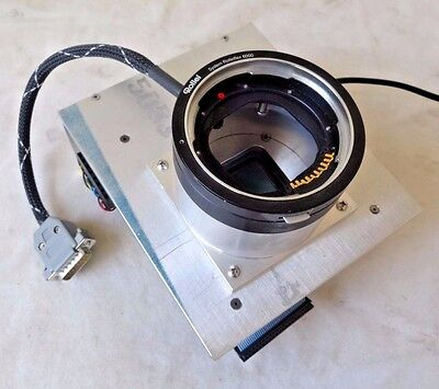 Rollei System 6000 Lens Adapter Controller With Custom Digital Interface