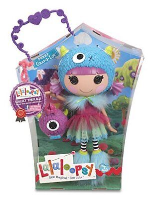Lalaloopsy Large Doll Playset Furry Grrs-a-Lot with Her Pet