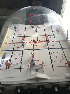 Chexx Bubble Hockey Bud Light NHL Edition. Good working condition.