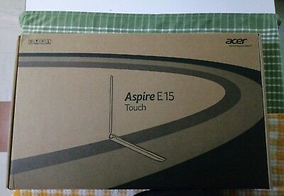 Acer laptop Aspire E 15 Touch