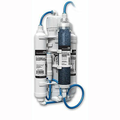 Aquatic life ro buddie three stage reverse osmosis 50 for 50 gallon fish tank filter