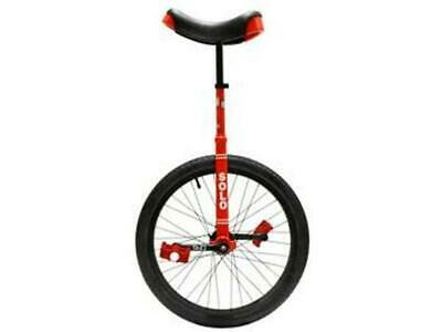 "16"" Solo Unicycle Red"