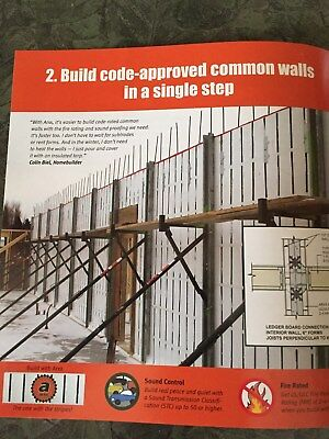 insulated concrete wall bracing