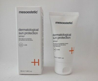 Mesoestetic Dermatological Sun Protection SPF 50+ For Face