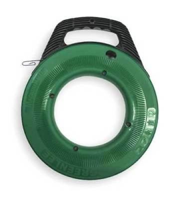 GREENLEE FTS438-240 Fish Tape, 1/8 In x 240 ft, Steel