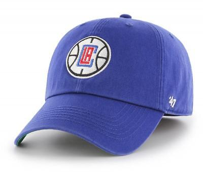 LA Clippers NBA Hat - 2016 Franchise Cap From 47' Brands Basketball Cap
