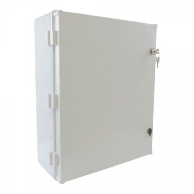 Control Box UNI-2 Manifold Cover Industrial Box Empty Box 500x400x179mm