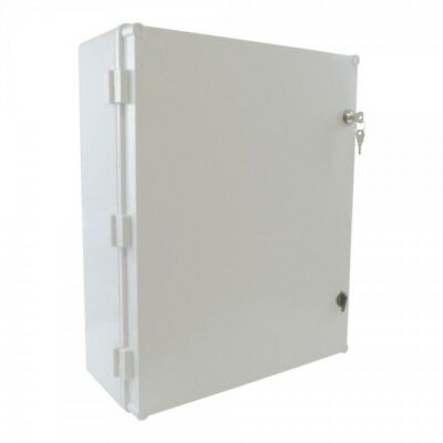 Control Box with Lock UNI-2 AP IP65 Industrial Box 43.2 E-P 5726
