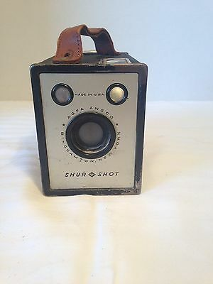 Vintage AGFA ANSCO SHUR SHOT Camera