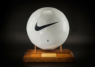 Multipurpose  Soccer Ball Trophy Display Stand