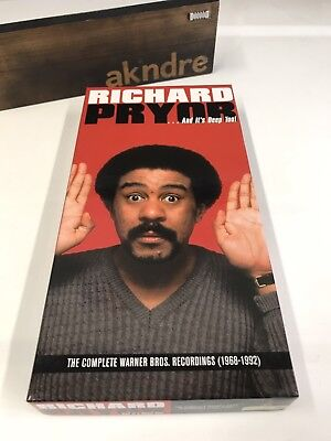 Richard Pryor ...And It's Deep, Too! The Complete WB Recordings (1968-1992)
