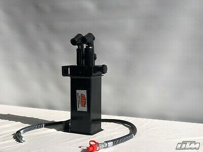 Hydraulic Shop Press 30T High / Low Pump & Hose Assembly (Hp1209)