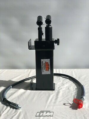 Hydraulic Shop Press 20T High / Low Pump & Hose Assembly  (Hp1210)
