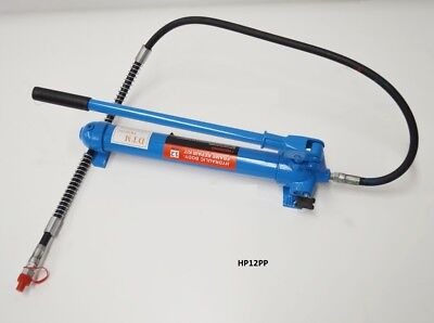 Hydraulic Pump & Hose Assembly 12 Ton, Porta Power, Shop Press (H1204)