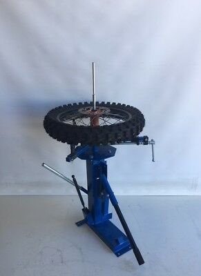 "Multi Tyre Changer & Bead Breaker, Motorcycle,  Up To 21"" Wheels,  (Tc21)"