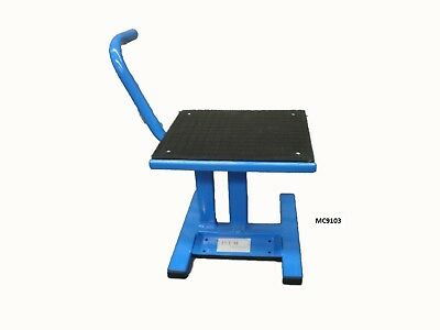 Motorcycle Lift Stand, Moto X Dirt Bike Lift Stand  Free Postage (B9103)  @ Dtm
