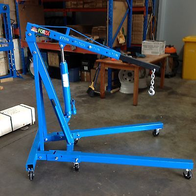 Engine Crane, Hoist, Engine Lifter, 2 Ton   Folding Legs   Aus Std  (Ec5102B)