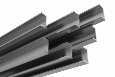 Aluminium U Profile Channel Many sizes and lengths Aluminum Alloy Bar Strip Rod