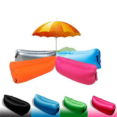 Beach take sole maxi inflatable without pump and mini backpack shoulder