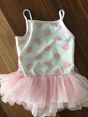 Sprout Swimsuit Bathers, Baby Girl Size 0