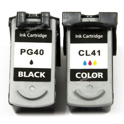 PG 40 CL 41 Ink Cartridge for Canon MX300 MX310 MP150 MP210 MP450 470 Printer