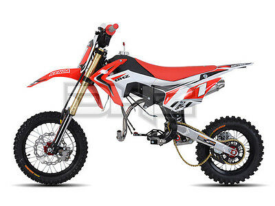 All-New Dhz Outlaw Roller, Pit Bike, Dirt Bike, Motorbike, Customize